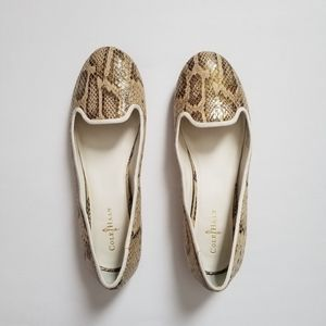 Cole Haan Nike Air Snake Print Flats Size 6.5B